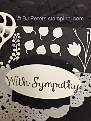 Stampin' Up!, BJ Peters, Butterfly Thinlits, Butterfly Basics