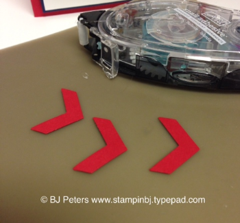 Silicone pad, Stampin' Up!, BJ Peters