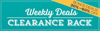 Bonus Deals, Weekly Deals, Stampin' Up!, BJ Peters, Sales