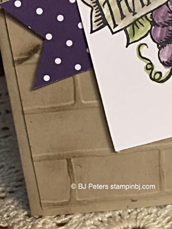 Stampin' Up!, BJ Peters, Market Fresh