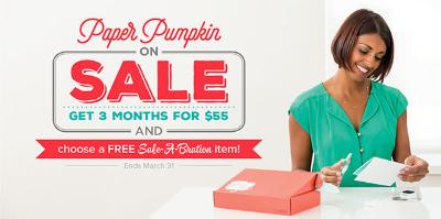 Paper pumpkin, Stampin' up!, BJ Peters, #paperpumpkin, #bjpeters