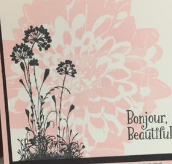 Definately Dahlias, Serene Silhouettes, Stampin' Up!, BJ Peters, #stampinbj, #bjpeters