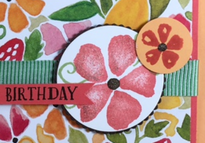 Fresh Fruit, Fruit Stand, Stampin' Up!, BJ Peters, #fruitstand, #freshfruit, #stampinbj.com, #bjpeters