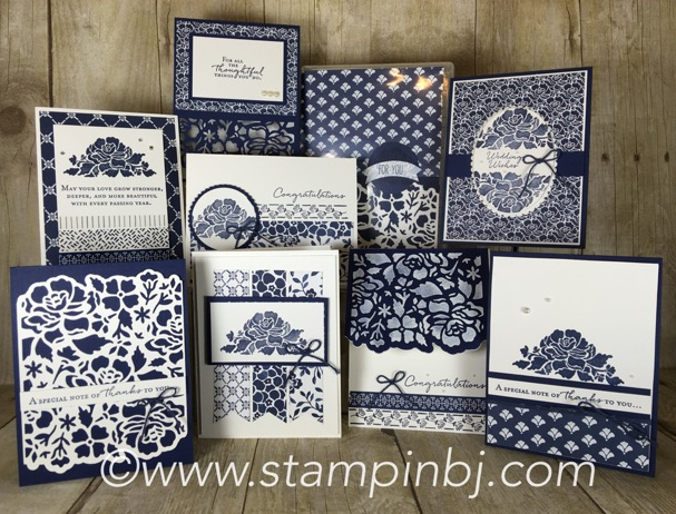 Floral Boutique, Floral phrases, Detailed Floral Thinlits, Class in the Mail, Card Box, Stampin' Up!, BJ Peters, #floralboutique, #floralphrases, #detailedfloralthinlits, #cardbox, #classinthemail, #stampinup, #bjpeters, #stampinbj.com