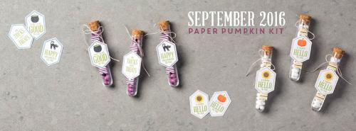 Paper Pumpkin, Halloween Treats, #paperpumpkin, #halloweentreats, #bjpeters, #stampinbj.com