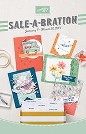Sale-a-Bration, Stampin' Up!, BJ Peters, #sale-a-bration, #bjpeters