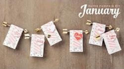 Paper Pumpkin, January 2017, Adoring Arrows, #paperpumpkin, #craftkitinthemail, #stampinup, #bjpeters, #stampinbj.com