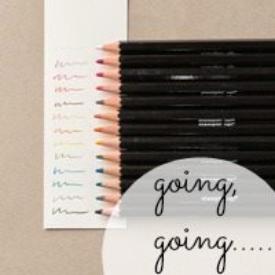 Watercolor pencils. Stampin' Up!, BJ Peters, #watercolorpencils, #stampinup, #coloringtools, #bjpeters, #stampinbj.com
