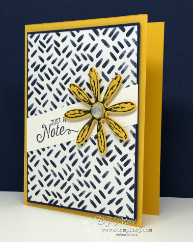 Flourishing Phrases, Daisy Delight, Stampin' Up!, Sneak Peek, #flourishingphrases, #daisydelight, #sneakpeek, #stampinupdemonstrator, #stampinup, #bjpeters, #stampinbj.com, #diy, #papercrafting, #diycrafting