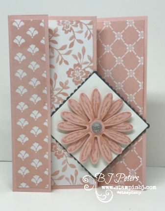 Succulent Garden, Oh So Succulent, Stampin' UP!, #succulentgarden, #ohsosucculent, #stampinup, #stampinbj.com, #bjpeters, #specialfoldcard, #stampionupdemonstrator, #diy, #mothersdaycard, #specialfold, #daisydelight