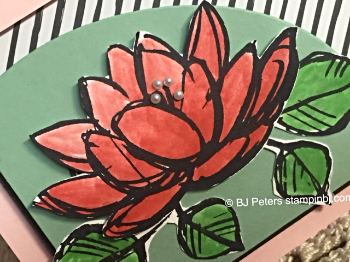 Remarkable You, Stampin' Up!, BJ Peters, Blog Hop