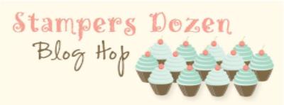 BJ Peters, Blog Hop, Stampin' up!