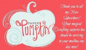 Paper Pumpkin, Stampin' Up!, BJ Peters, #stampinbj, #bjpeters