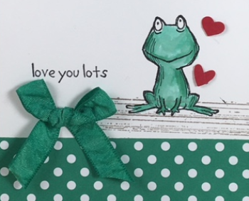 Love You Lots, Stampin' Up!, BJ Peters, #stampinbj, #bjpeters