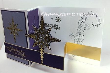 Star of LIght, Stampin' Up!, BJ PEters, #stampinbj.com, #staroflight, #bloghop
