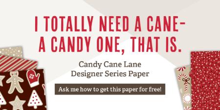 Candy cane lane, Candy Cane Christmas, BJ Peters, #stampinbj.com, #candycanelane