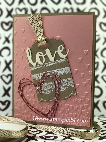Delicate Details, Stampin' Up!, Sale-a-Bration, BJ Peters, Metallic Ribbon, #delicatedetails, #sale-a-bration, #stampinup, #bjpeters, #stampinbj.com, #metallicribbon, #papercrafting, #papercraftssale, #anniversarycard, #weddingcard, #swirlyscribbles,