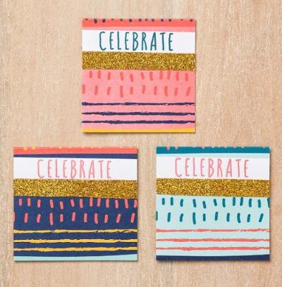 Many Happy Birthdays, Paper Pumpkin, #manyhappybirthdays, #paperpumpkin, #stampinup, #stampinbj.com, #bjpeters, #craftingkitinthemail, #craftkits, #stampinupdemo, #birthdaycard, #handstampedcard