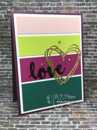 2017-2019 In Colors, Stampin' Up!, Swirly Scribbles Thinlits, #incolors, #stampinup, #bjpeters, #stampinbj.com, #swirlyscribblesthinlits, #stampinup, #sneakpeek, #diy, #satmpinupdemo