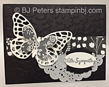 Stampin' Up!, BJ Peters, Butterfly Thinlits, Occasions Catalog