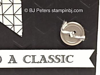 Guy Greetings, Stampin' Up!, BJ Peters, Blog Hop