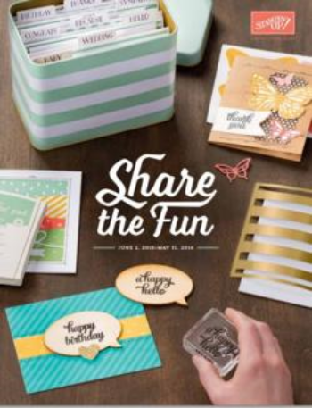 Stampin' Up!, BJ Peters, Catalog