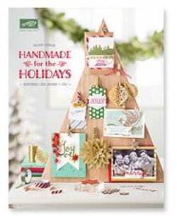 Holiday Catalog, Stampin' Up!, BJ Peters