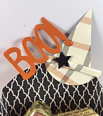 Sweet Hauntings, Happy Haunting DSP, BOO to you framelits, Fry Box, BJ Peters, Stampin' Up!