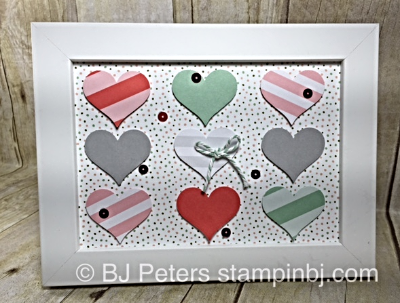 Paper Pumpkin, January, Cute Conversations, Stampin' Up!, BJ Peters