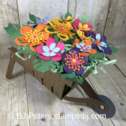 Botanical Builder, Botanical Blooms, Botanical Garden, Stampin' Up!, BJ Peters
