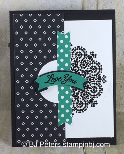 Moroccan Nights, Stampin' Up!, BJ Peters, Pop of Pink, Duet Banner, Gift of Love, Stampin' Up!, BJ Peters, #stampinbj, #bjpeters, #masculinecards