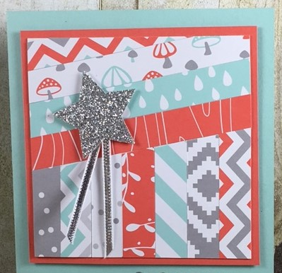 Perfectly Wrapped, A little foxy, Stampin' Up!, BJ Peters, #stampinup, #perfectlywrapped, #alittlefoxy, #stampinbj.com