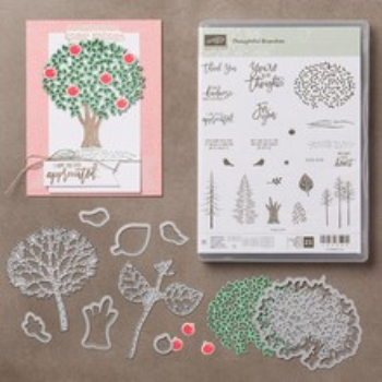 Thoughtful Branches, Stampin' up!, BJ Peters, #thoughtfulbranches, #stampinup, #bjpeters, #stampinbj.com, #stampinupsale