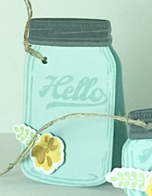 Jar of Love, Gift Tags, Stampin' Up!, BJ Peters, #jaroflove, #bjpeters, #stampinbj.com, #gifttags