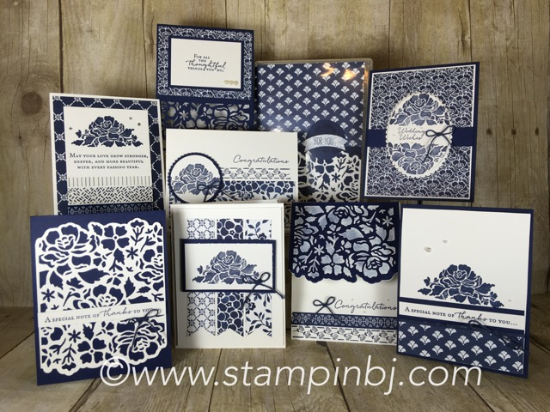 Floral Boutique, Stampin' Up!, FLoral Phrases, Detailed Floral Thinlits, #stampinbj.com, #floralboutique, #floralphrases, #detailedfloralthinlits