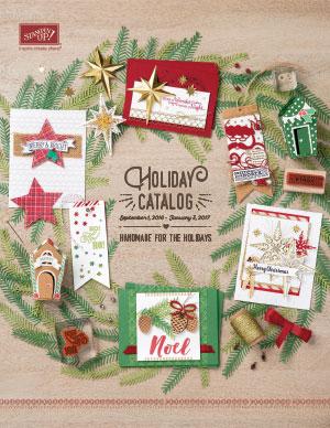 Holiday catalog, Stampin' Up!, BJ Peters, #holidaycatalog, #stampinbj.com