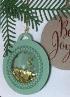 Merriest Wishes, Merry Tags, #merriestwishes, #merrytags, #shakercard, #stampinbj.com, #christmascard