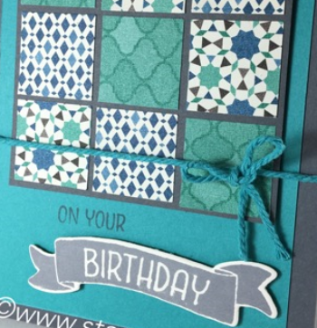 Time of Year, Moroccan, Stampin' Up!, BJ Peters, #moroccandesignerseriespaper, #timeofyear, #stampinup, #bjpeters, #stampinbj.com