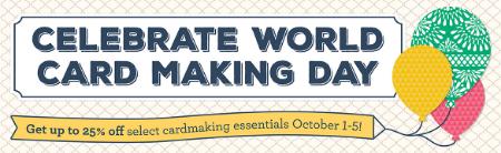 World cardmaking day, Stampin' Up!, BJ Peters, #worldcardmakingday, #wcmd2016, #stampinup, #stampinbj.com