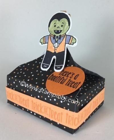 Cookie Cutter Halloween, Spooky Fun, Stampin' Up!, BJ PEters, #spookyfun, #cookiecutterhalloween, #candytreat, #envelopepunchboard, #stampinbj.com