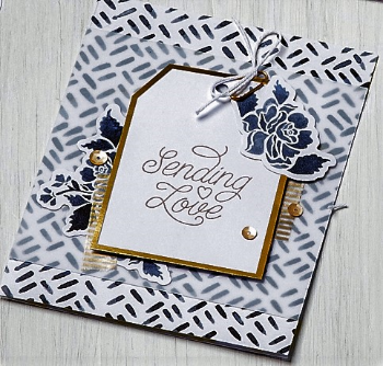 Designer Tin of Cards, Stampin' Up!, BJ Peters, #designertinofcards