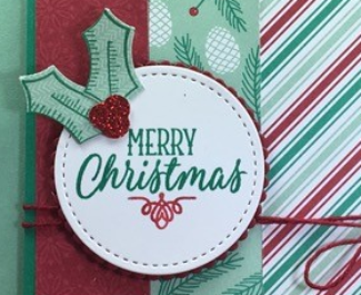 Hang Your Stocking, Holly Berry Happiness, Stitched with Love, Stampin' up!, #hollyberryhappiness, #hangyourstocking, #stitchedwithlove, #stampinup, #bjpeters, #stampinbj.com