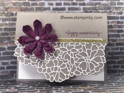 So in Love, So Detailed Thinlits, Succulent Framelits, #soinlove, #sodetailedthinlits, #stampinup, #stampinbj.com, #bjpeters, #handstampedcard, #papercrafts, #rubberstamping