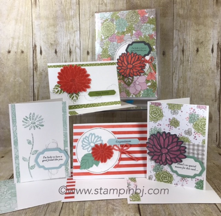 Special Reason, Stylish Stems, Stampin' Up!, BJ Peters, #specialreason, #stylishstems, #bjpeters, #stampinbj.com, #classinthemail, #stampinupclassinthemail, #handstampedcards, #giftsets, #rubberstamping, #papercrafts