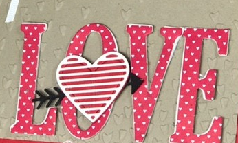 Sealed with Love, Love Notes, Stampin' Up!, BJ Peters, #sealedwithlove, #fallingpetals, #largelettersframelits, #lovenotes, #stampinup, #bjpeters, #stampinbj.com, #valentines
