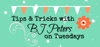 Tips & Tricks with BJ Peters on Tuesdays, #diy, #stampinupdiy, #diytips&tricks, #diypapercrafting, #papercrafting, #stampinup, #stampinupdemonstrator, #bjpeters, #stampinbj.com, #papercraftingtechniques